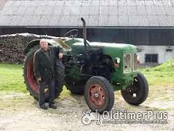 Sonstige Oldtimer Traktor Famulus 14/30 von 1958 , DDR Schlepper Foto 4