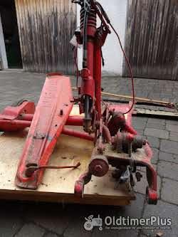 Eicher Mähbalken Typ Mörtl für Eicher  Königstiger 74 Typ3253 Foto 4