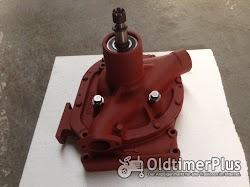MWM RHS518A Wasserpumpe 26.21-605/12 Foto 2