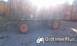 Gummiwagen,Ladewagen,Traktoranhänger Foto 2
