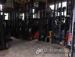 Linde Gebrauchte Linde Gabelstapler, Diesel, Gas, Elektro Foto 9