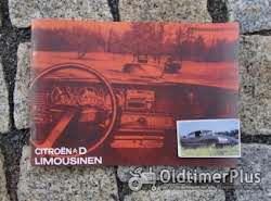 Betriebsanleitung Citroen D Super D Special ID / DS 1971 Foto 7