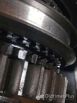 Schlüter ZF T3102 T3000 Teile ZF T3102 T3000 Getriebe Schlüter Super 850 Foto 6