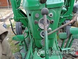 Deutz D40 S mit Frontlader Foto 4