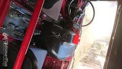 Mercedes Unimog 416 Doppelkabiner Foto 7