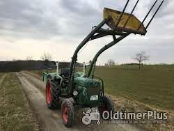 Deutz D4005 Frontlader Kat. 2 hydraulische Lenkung, viele Neuteile Foto 2