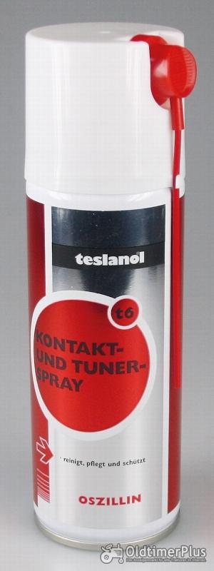 8x Kontaktreiniger 200ml in Spray-Dose reduziert Übergangswiderstände Foto 1