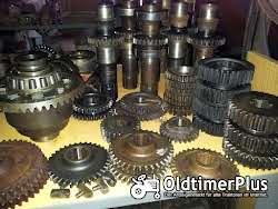 Fortschritt RS09 GT124 und T157 Ersatzteile Foto 7