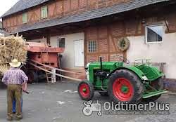 Dreschmaschine Buschhoff Foto 3