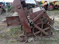 LANZ N 56 dreschmaschine Foto 10