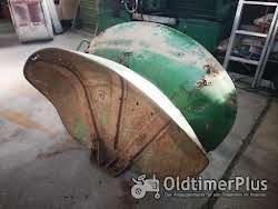 John Deere 3010  Muschelkotflügel Foto 3