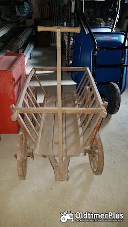 Bollerwagen Foto 2