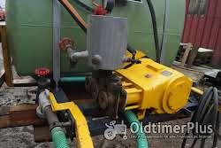 Fricke Spritze Fribiel 3 - 800 L für Unimog DK 60 - Aufbauspritze Foto 9