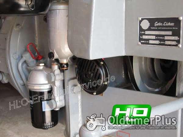 Eicher ED ED1 ED2 ED3 Traktor Motor Ölfilterumbausatz Ölfilter Adapter Umbausatz ED16 ED16II ED20 EKL15 ED13 ED26 ED30 ED33  ED40 ED50 ED110 ED115 ED210 ED215 ED310 ED500 Spaltfilter Siebfilter Foto 1
