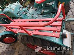 Hanomag R 12 KB Speichenräder, Tüv, Anlasser, läuft schön! foto 5
