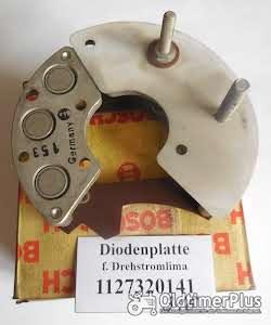 Bosch Anker, Wicklung, Diodenplatte, IHC, Deutz, VW, Foto 3