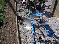 Handlift - Hefinrichting & Ploeg Voor Oldtimer Tractor Foto 6