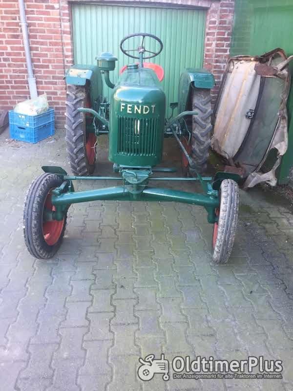 Fendt Dieselross Foto 1