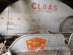 Claas Junior Automatic Mähdrescher Foto 3