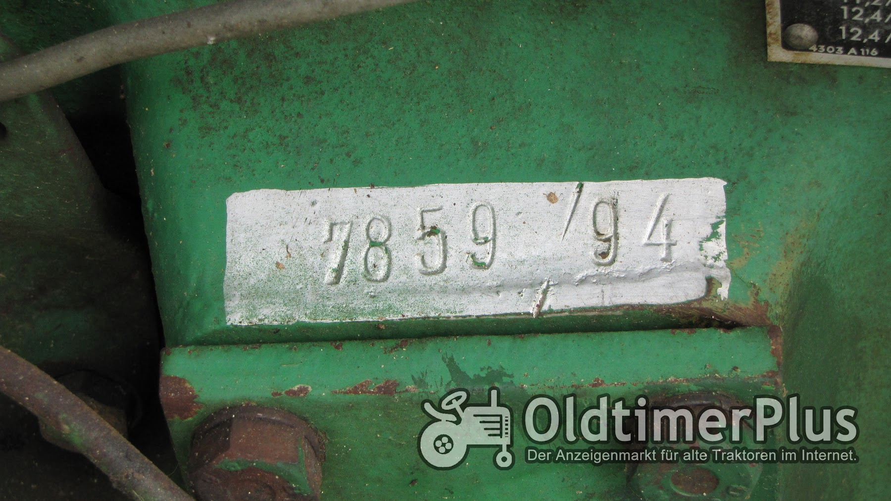 Deutz D40.2 Dreizylinder photo 4