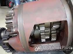 Fordson Major Verschiedene Ersatzteile für einen Foto 3