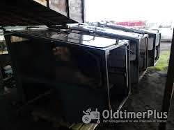Claas 4 x kabine Foto 3