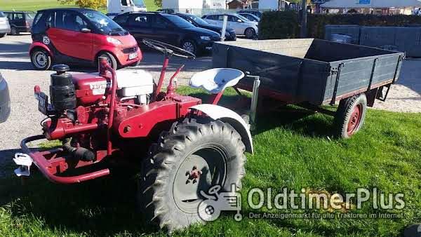 Sonstige Oldtimer Traktor FAWI 810 sehr selten gegen Gebot! Foto 1