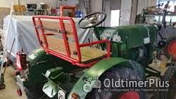 Stock Dieselschlepper  E 22  Deutz F 2 M 414 Foto 4