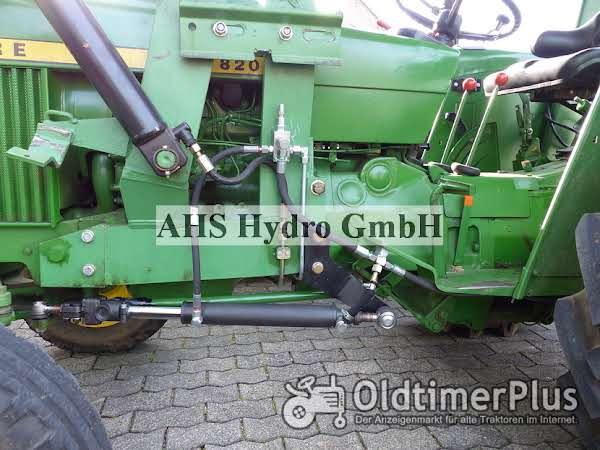Calzoni Rcd. Hydraulische Lenkung John Deere 820, JD920, JD930, JD1020, JD1030, JD 1120, JD1130, JD1040  Calzoni Foto 1