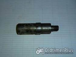 Stockey&Schmitz D2505 - D5005 zum Zwischenachsmähwerk hydr./mech. Aushebung Foto 5