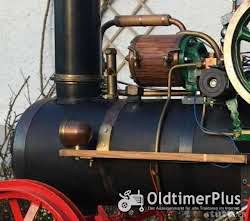 Dampftraktor Modell 1:8 Foto 5