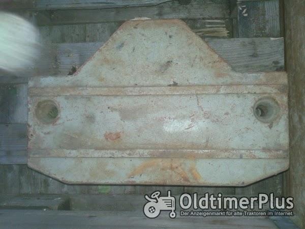 Zetor  Frontgewichte Scheibengewichte Foto 1