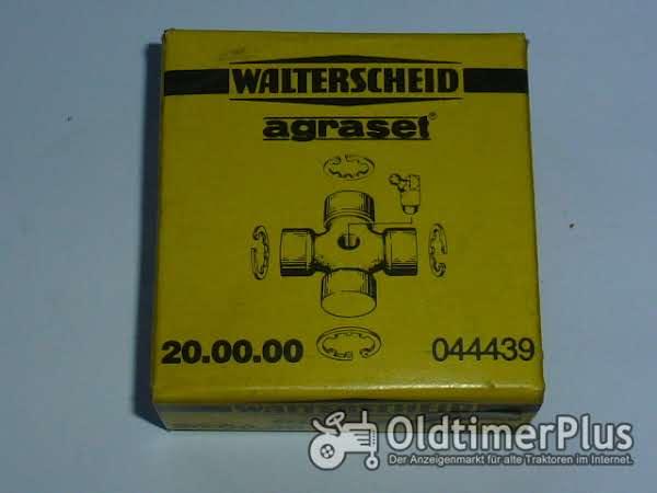 Walterscheid Kreuzgarnitur 20.00.00 Foto 1