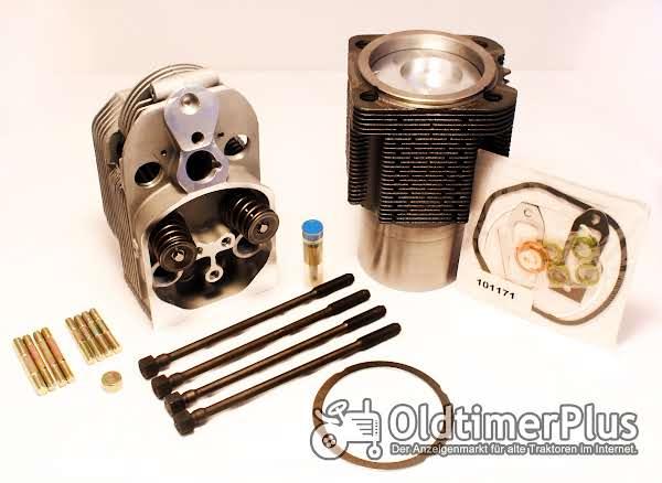 Deutz Instandsetzungs-Kit (Kolben, Zylinder, Zylinderkopf) Foto 1