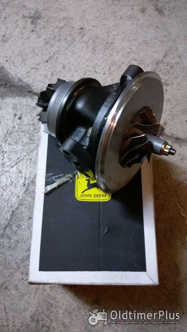John Deere Turbolader - Turbinenrad DD14084 Foto 1