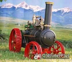 Modelle Dampftraktor Modell 1:8