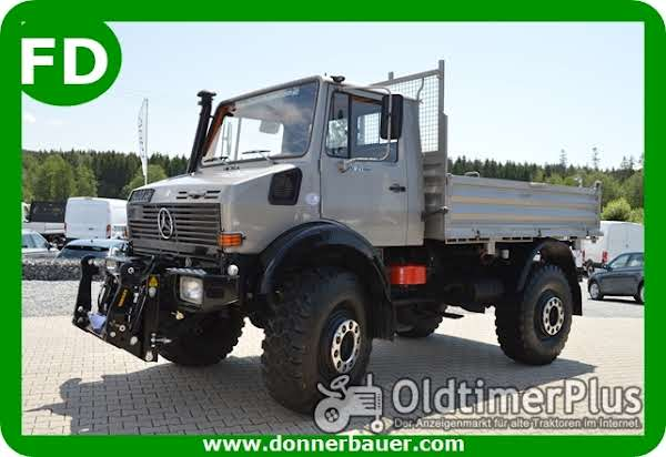 Mercedes Unimog 2150, 215 PS, Power Unimog, Gesamt nur 7500 KG photo 1