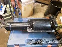 John Deere mechanische Lenkung Foto 2
