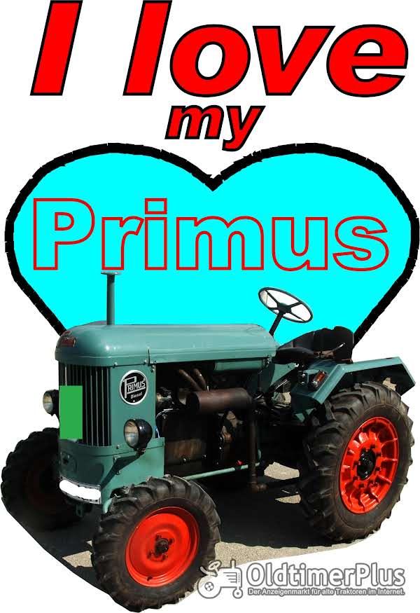 I love Primus  T-Shirt Foto 1