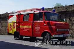 Opel Blitz Ausschankwagen  ex Feuerwehr