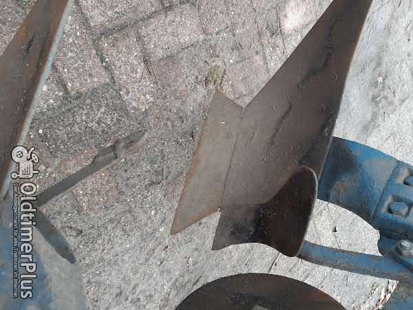 Rud Sack 2 schaaar ladder ploeg Foto 1