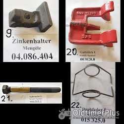 Mengele. Krone, Claas Ladewagen, Mähwerk, Scheibenmäherk, Kreiselschwader, Heumaschinen, Ersatzteile Foto 4