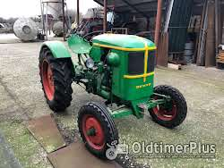 Deutz Tractor Dutch 1952 stompkop F1 514/51 Foto 6