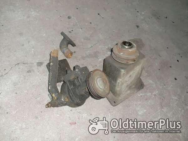 Deutz F2M414 und F1M414 Motorteile Foto 1