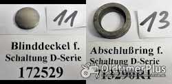 IHC Ersatzteile, Schlepperteile, Motorenteile, Sortiment A Foto 4