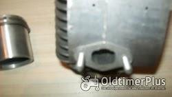 ILO  L66 Kolben und Zylinder neu Foto 4