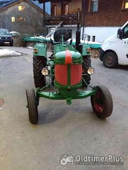 Güldner Traktor - Sehr gut erhalten Foto 3