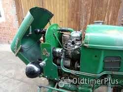 Deutz Deutz D 15 Schlepper/Oldtimer; Bj 1960; Hydraulik; Mähbalken Foto 5