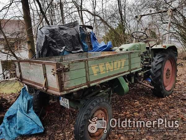 Fendt ,Xaver 230 GT Foto 1