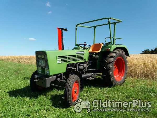 Fendt Farmer 200 S Foto 1
